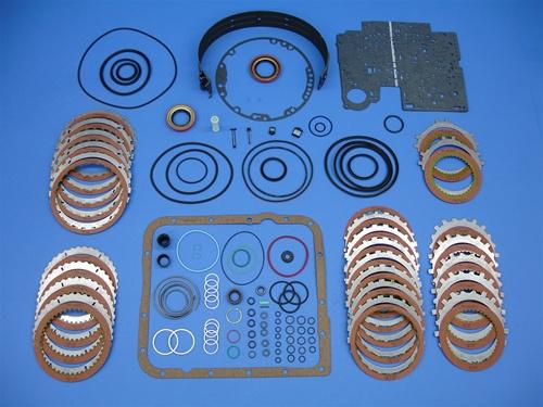4L60E Transmission Rebuild >> Level 10 PTS Bulletproof Rebuilding Kit