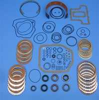 Level 10 PTS Nissan Bulletproof Rebuilding Kit RE5R05A,RL4F03A,RE4F04A,RE4F04B, RE4R01A,RE5F22A