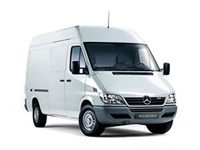 MERCEDES-SPRINTER BULLETPROOF TRANSMISSION PACKAGE