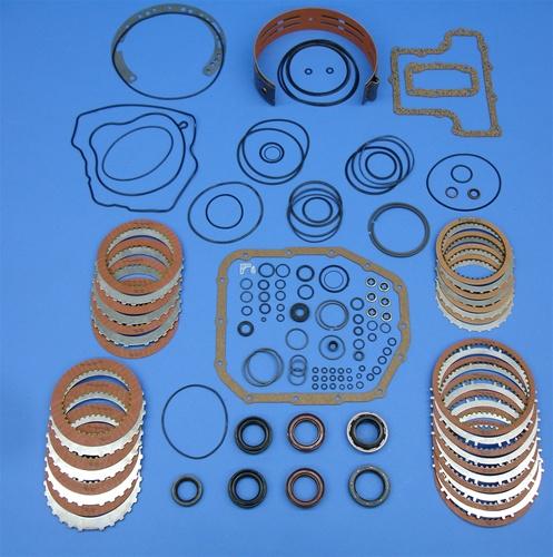 Level 10 PTS Toyota Bulletproof Rebuilding Kit